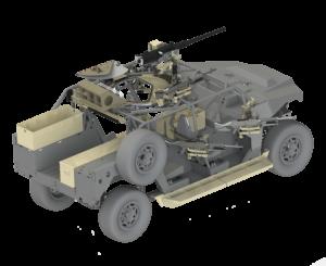 Polaris DAGOR accessories DAGOR Machine Gun Mounts