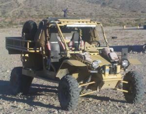 Tomcar ATV Gun Mount