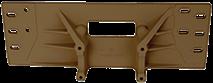 HMMWV Winch Plate