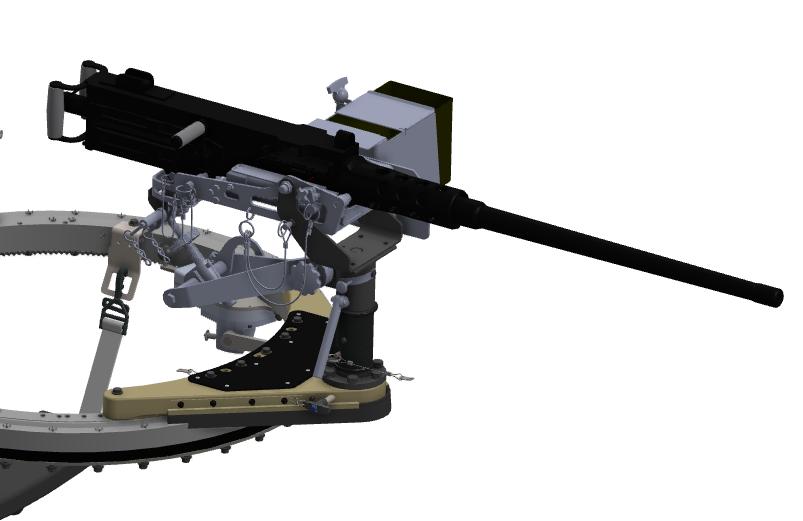 05 Machine Gun Mounts