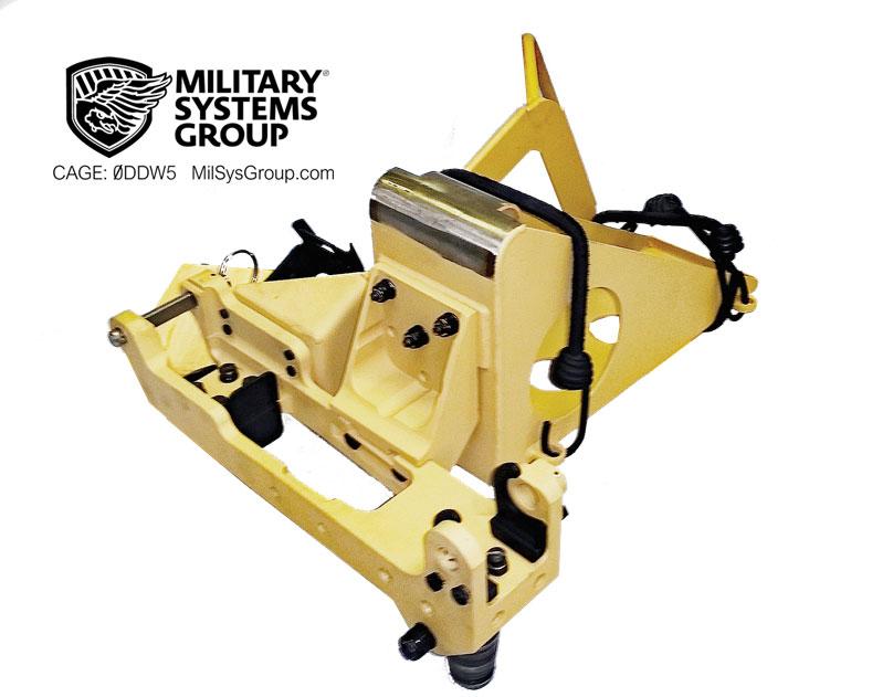 Machine Gun Mount for SA12 Swing Arm H24-12