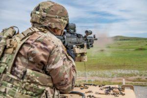 M240 Swing Arm