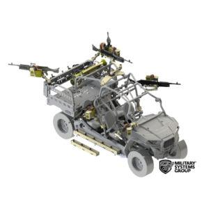 MRZR-4 Machine Gun Mounts