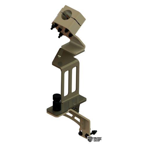 MRZR-D A-Pillar Swing Arm Mounting Bracket